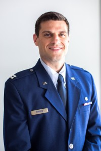 Ross F. Pinson, Capt, USAF, MC