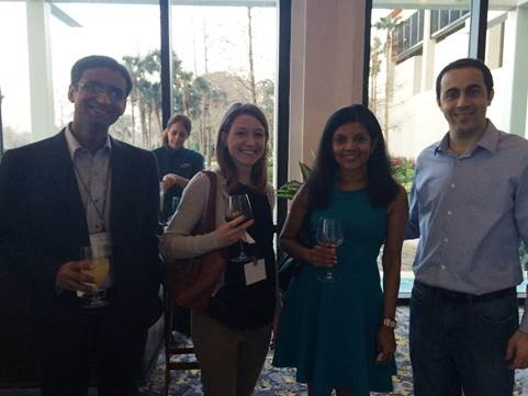 GI Fellows Learn, Network at 26th Annual NACGF - American
