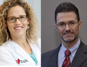 Ashley L. Faulx, MD, FACG & David G. Mangels, MD, FACG, ACG Governors for Ohio