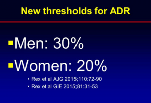 New Colonoscopy Techniques to Improve ADR: To Roll, Cap or Retroflex, That Is the Question