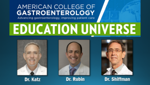 Education Universe Video of the Week, September 23: Dr. Mitchell Shiffman
