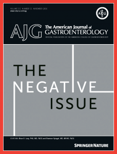AJG Negative Issue Cover