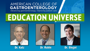 Education Universe Video of the Week, February 3: Corey A. Siegel, MD, MS