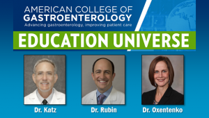 Education Universe Video of the Week, April 7: Amy S. Oxentenko, MD, FACG