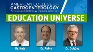 Education Universe Video of the Week, July 21: Eamonn M. M. Quigley, MD, MACG
