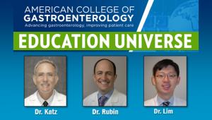 Education Universe Video of the Week, September 29: Joseph K. Lim, MD, FACG