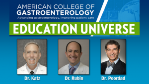 Education Universe Video of the Week, September 8: Fred Poordad, MD