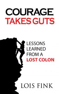 Courage Takes Guts Cover