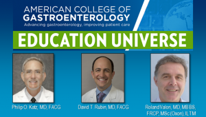 Education Universe Video of the Week, March 16: Roland Valori, MD, MB BS, FRCP, MSc (Oxon), ILTM