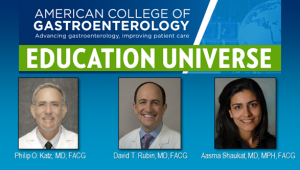 Education Universe Video of the Week, March 23: Aasma Shaukat, MD, MPH, FACG