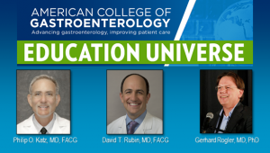 Education Universe Video of the Week, May 11: Gerhard Rogler, MD, PhD