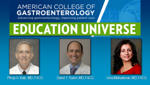 Education Universe Video of the Week, May 18: Uma Mahadevan, MD, FACG