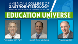 Education Universe Video of the Week, May 4: Peter Gibson, MD
