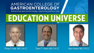 Education Universe Video of the Week, June 29: Ikuo Hirano, MD, FACG