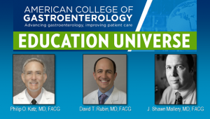 Education Universe Video of the Week, August 10: J. Shawn Mallery, MD, FACG