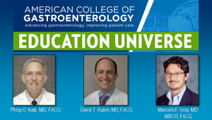 Education Universe Video of the Week, August 17: Marcelo F. Vela, MD, MSCR, FACG
