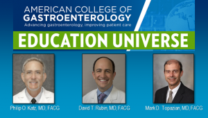 Education Universe Video of the Week, August 24: Mark D. Topazian, MD, FACG
