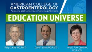 Education Universe Video of the Week, September 14: Amy E. Foxx-Orenstein, DO, FACG