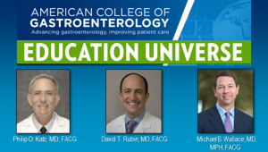 Education Universe Video of the Week, September 21: Michael B. Wallace, MD, MPH, FACG