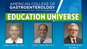 Education Universe Video of the Week, September 28: Eamonn M. M. Quigley, MD, MACG