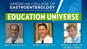 Education Universe Video of the Week, November 2: Michael J.G. Farthing, MD, DSc (MED), FMedSci