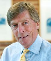 Michael J.G. Farthing, MD, DSc (MED), FMedSci headshot
