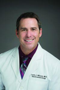 Louis J. Wilson, MD, FACG Headshot