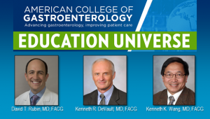 Education Universe Video of the Week, December 7: Kenneth K. Wang, MD, FACG