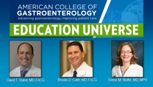 Education Universe Video of the Week, January 18: Elena M. Stoffel, MD, MPH