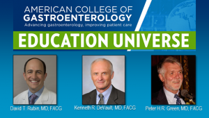 Education Universe Video of the Week, February 22: Peter H.R. Green, MD, FACG