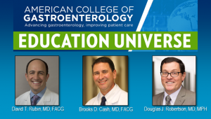 Education Universe Video of the Week, March 8: Douglas J. Robertson, MD, MPH