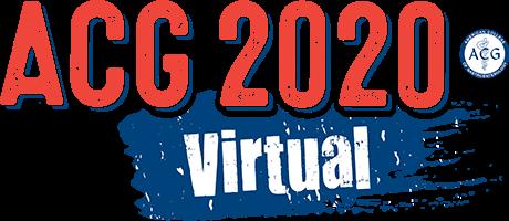 ACG 2020 Virtual